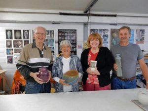 Thunder Bay Potters' Guild - Guild-Members