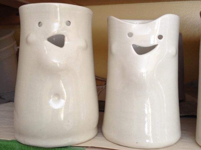 Thunder Bay Potters' Guild - Noel Keag Vases