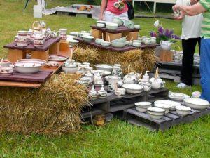 Thunder Bay Potters' Guild - Pottery Sale Field
