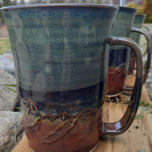 Melesa Hane - the clay Pottery - Mug