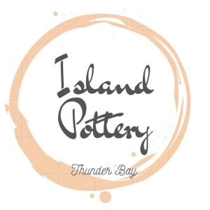 Island Pottery Logo - Tim Alexander