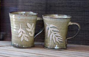 Karen Cocks - Mount McKay Mist Mugs