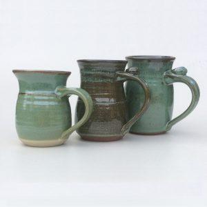 Alan Moon Pottery Mugs
